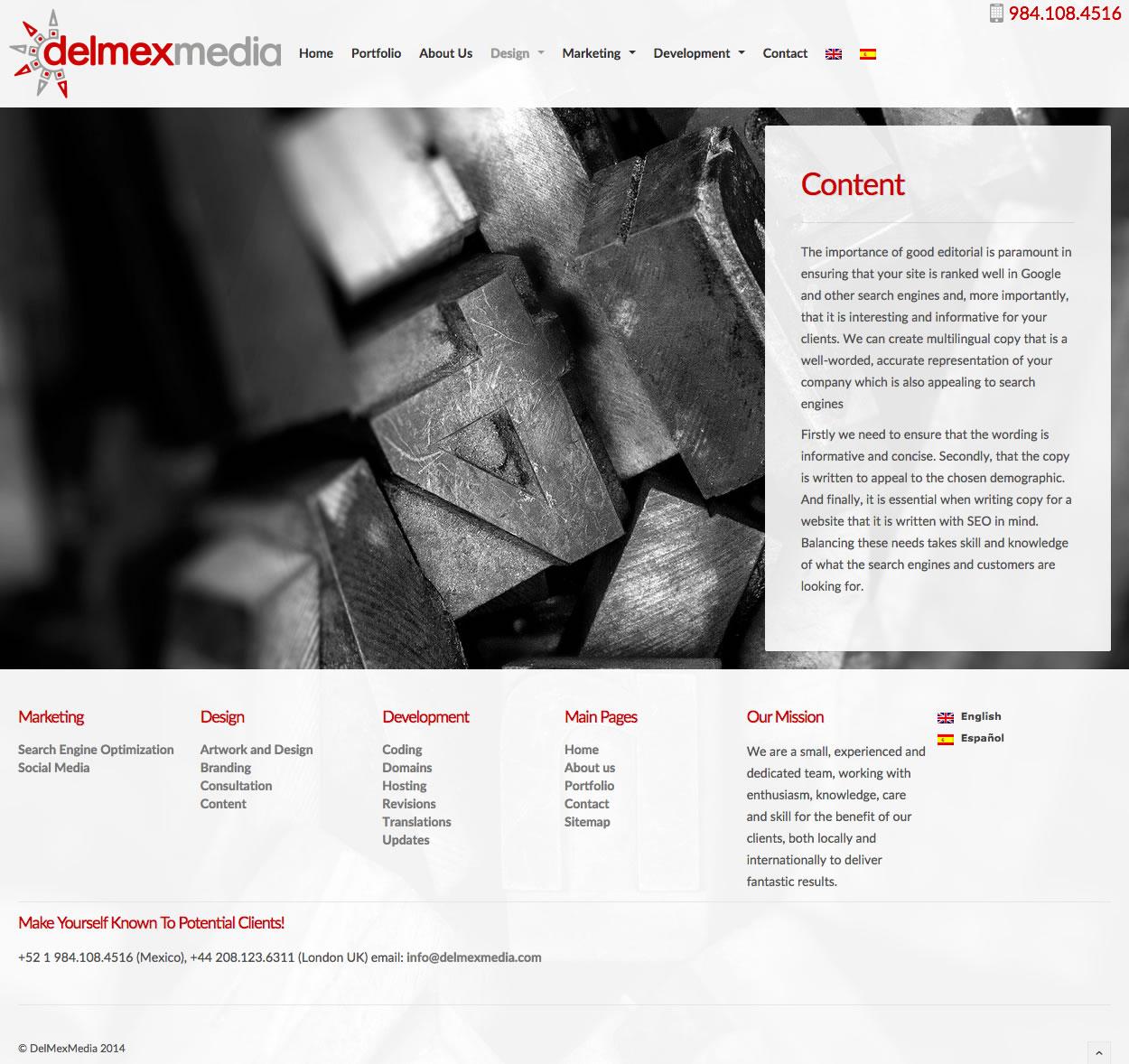 DelmexMedia Content
