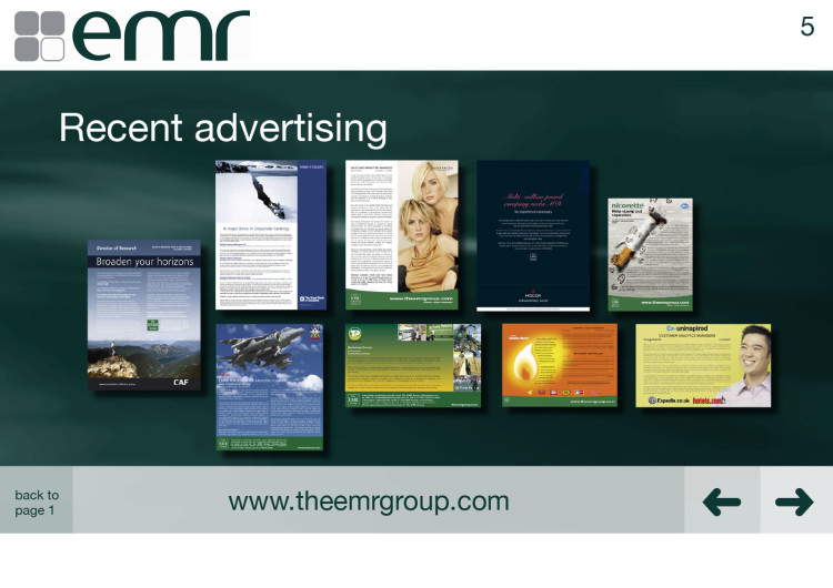 EMR - Interactive Brochure 2
