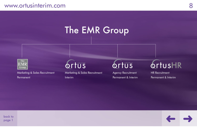 Ortus - Interactive Brochure 4