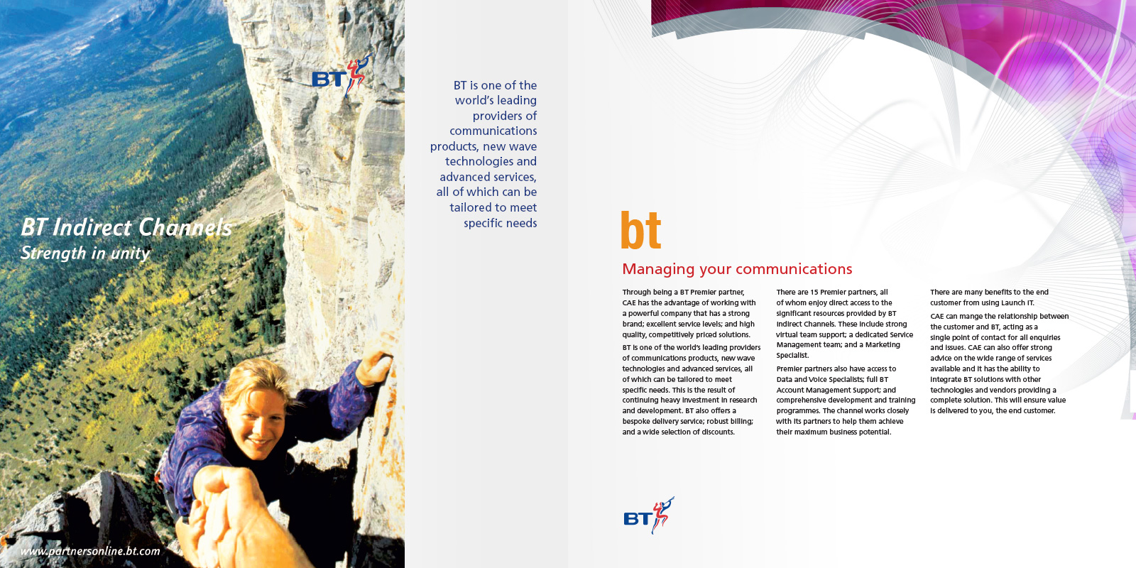 Launch IT - Brochure - BT