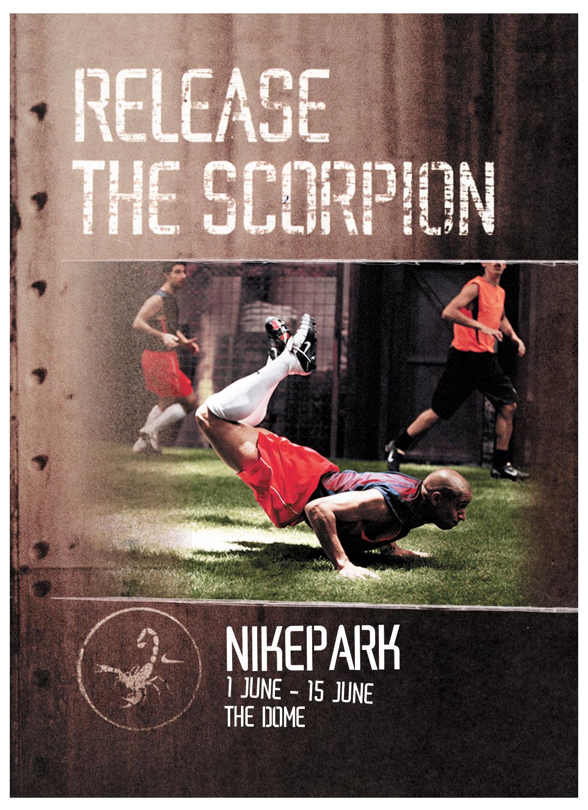 Nike - Cover