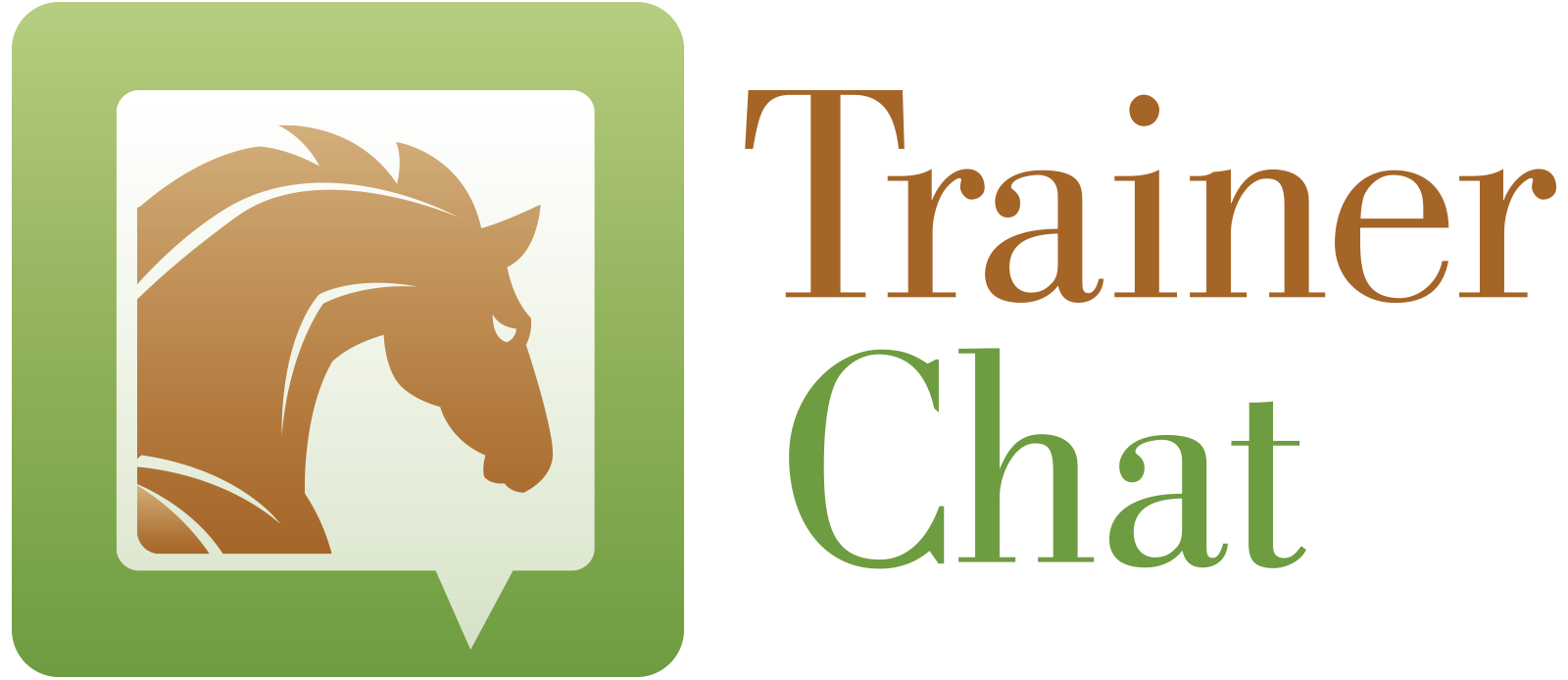 trainer chat logo
