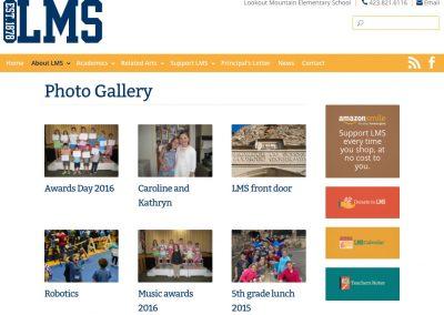 Lookout Mountain School - Gallery