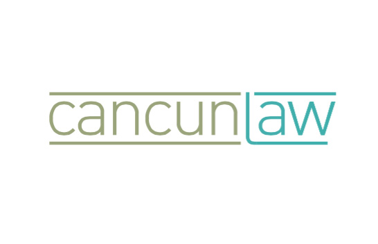 Cancun Law Business Cards - Front