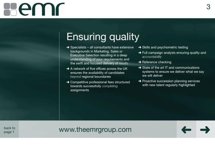 EMR - Interactive Brochure 4