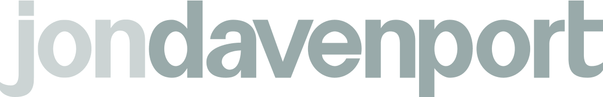 Jon Davenport Art - Logo