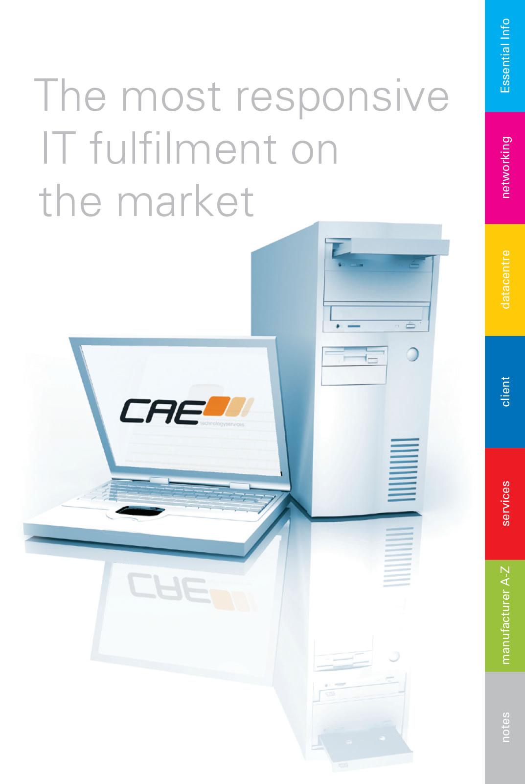 cae - brochure - cover