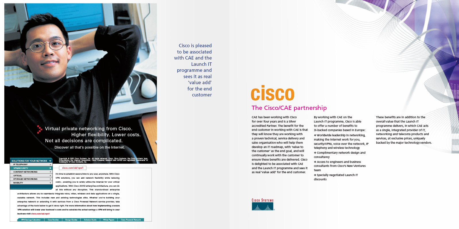 Launch IT - Brochure - Cisco