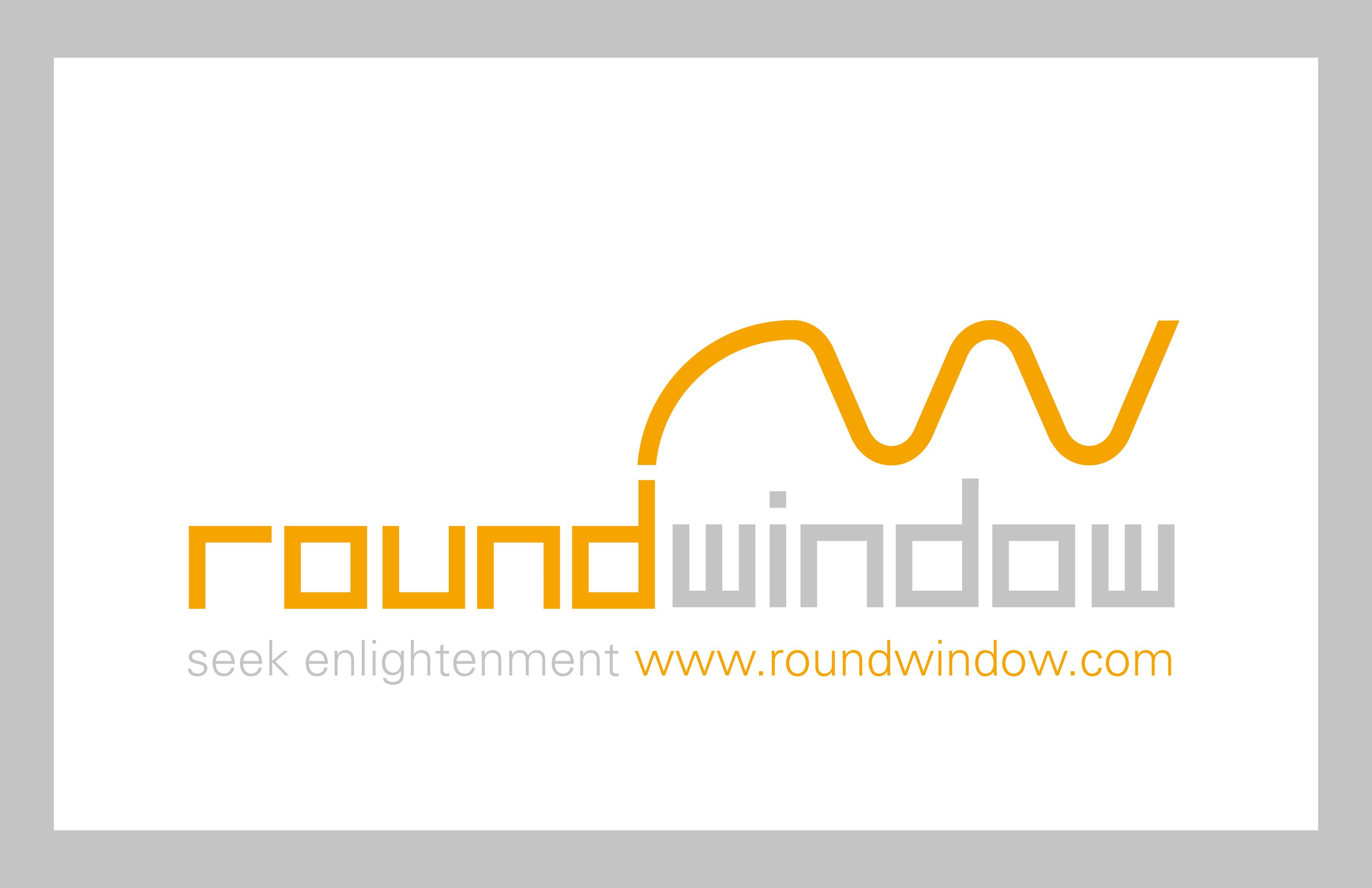 Round Window - Card Front